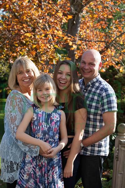 Lucinda, Rob, Hannah & Emma - Family Shoot, Lindfield