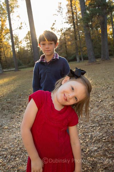 Luckett Family Photos - Nov 2014