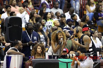 LudaDay Weekend Celebrity Basketball Game - Morehouse Forbes Arena- Atlanta, GA 30314- 9/2/12