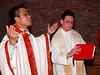 Fr. Thi and Fr. Mark.
