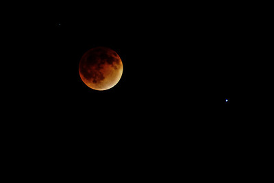 Lunar eclipse April 14 14