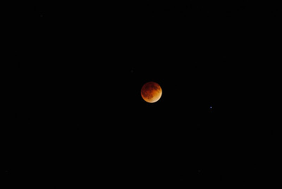 Lunar eclipse 4-14-14