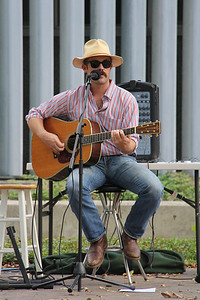 October 12, 2012 - Lunch Jam at All Saints'