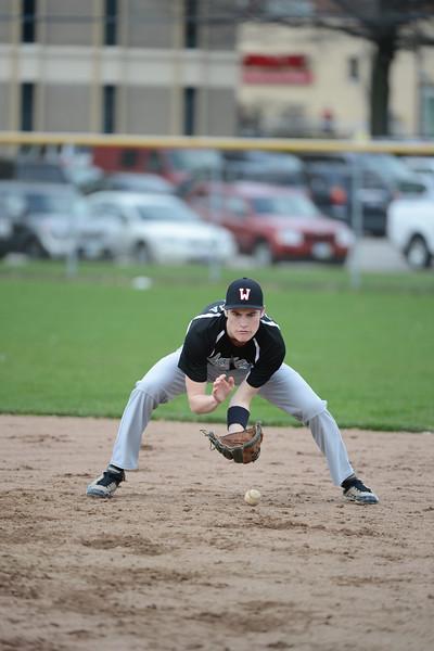 Lutheran West Baseball vs. Fairview High School (4/17/2013)