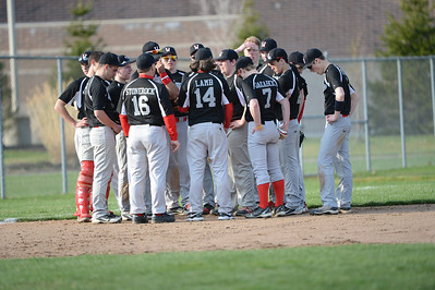 Lutheran West Baseball vs. Fairview High School - April 17, 2013