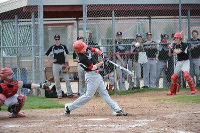 Lutheran West Baseball vs. Fairview High School - April 17, 2013