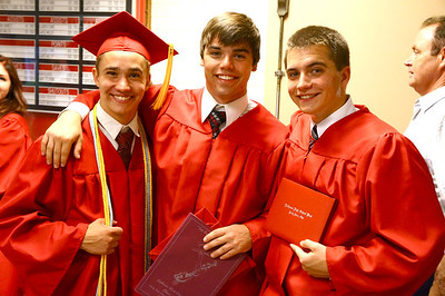Lutheran West Graduation - Class of 2013
