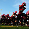 Lutheran West vs. Hawken - 1st Football Game on New Turf (Album #2) :