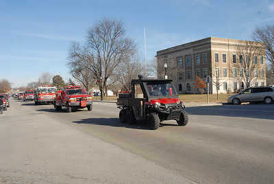 Lyndon Winter Festival Parade Dec. 7, 2013