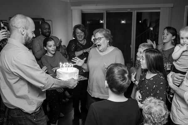 Lynn Dwelle Gossett 65th Bday party