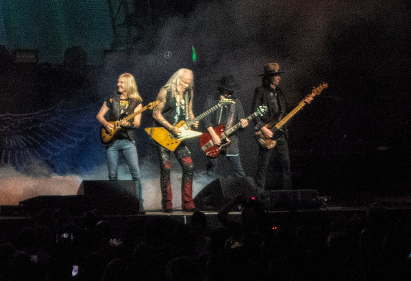 Lynyrd Skynyrd May 5th 2018