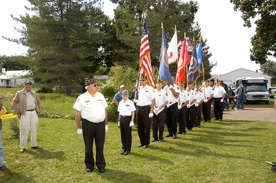 Photos by Weldon Photography Topton Legion Honor Guard at the 30th annual Lyons Fiddle Festival held at Lyons Community Park in Lyons on Sept. 15.