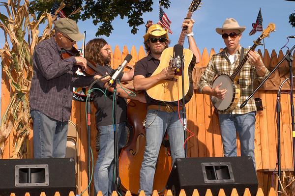 Lyons Fiddle Festival 2013
