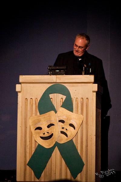 Roy C Ketcham high school Masque and Mime Society 45th anniversary ,  A Tribute  to Melissa Gleichenhaus...