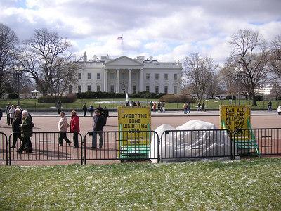 3/17 White House longest Peace Vigil