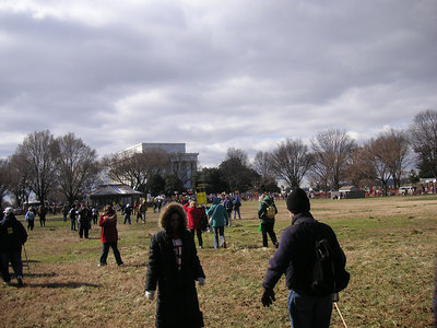 3/17 DC pre-march gathering