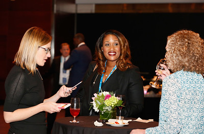 Massachusetts Conference For Women - VIP Reception