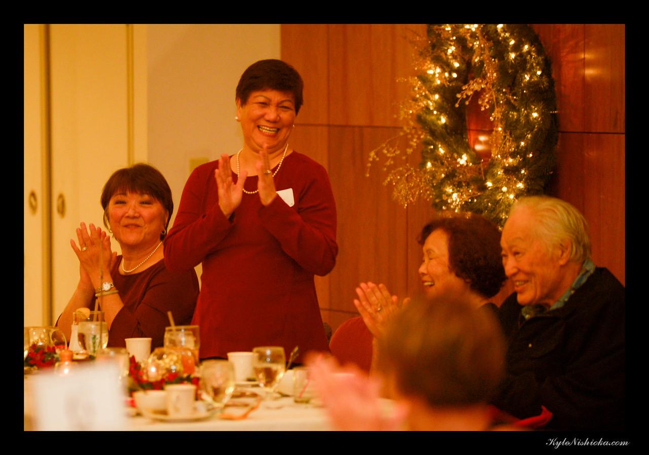 Mitsunaga Christmas Party 2016