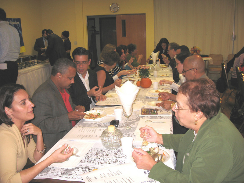 Annual Meeting room 2007