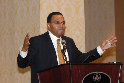 EB2007:  Dr. Freeman Hrabowski, IIIMARC Student Day Program & Luncheon