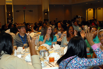 EB2007:  MARC Student Day Program & Luncheon