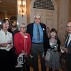 Judith, Susan Hellauer, George, Margaret Panofsky and Kent Underwood
