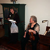 Louise Basbas and Monica Huggett