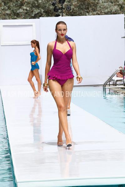 Mercedes Benz Fashion Week Swim Miami 2014 @ SLS Hotel Designer: Gottex