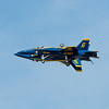 The Blue Angels perform - unbelievable precision flying