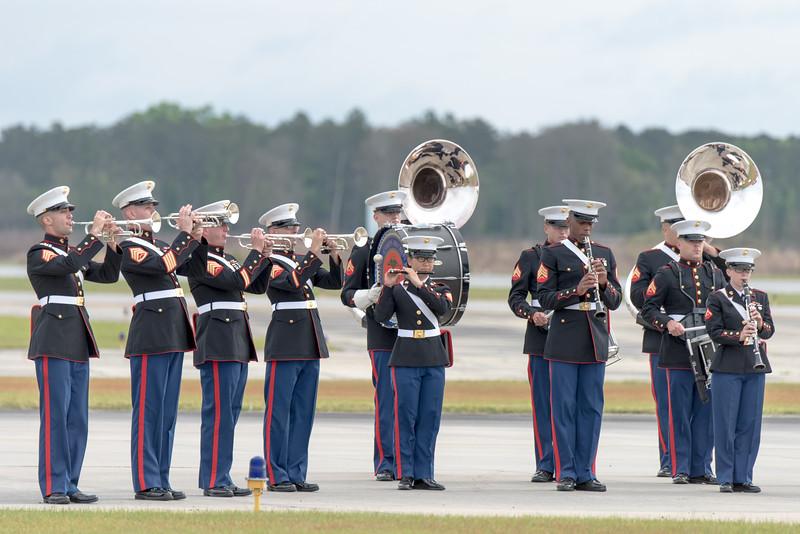 Parris Island Marine Corps Band