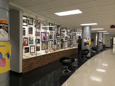 MCC Fox Valley Conference Art Exhibit