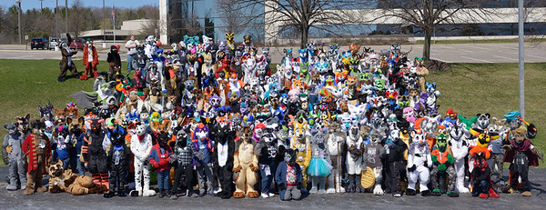 Motor City Furry Con 2017