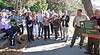 MCGLASHAN TRAIL DEDICATION 6/27/2014 :