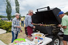 A wonderful BBQ by the '60s group!