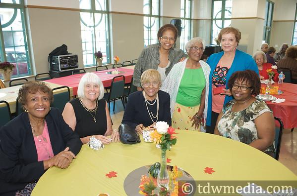 MEI 100th Celebration at Jones Memorial Methodist 10-4-14
