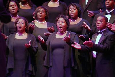 Rust College Choir