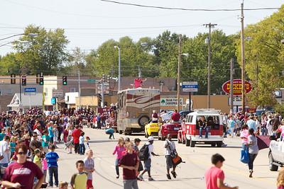 MHS Homecoming Parade