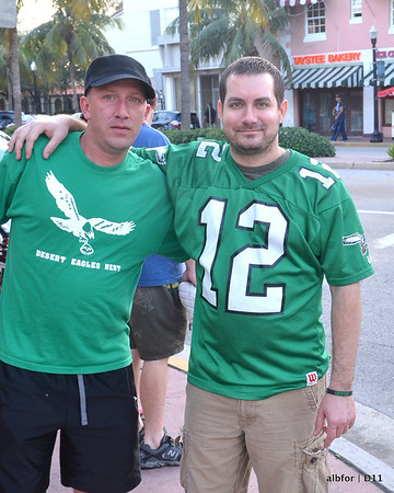 Dec 10, 2011 Miami 2011 Green Legion - Block party