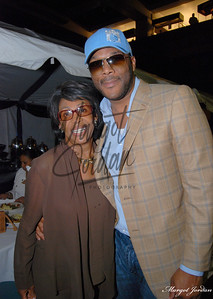 Congresswoman Maxine Waters and Tyler Perry New Orleans, Louisiana Margot Jordan Photo All Rights Reserved
