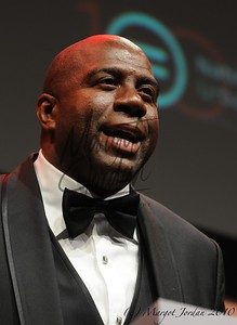 Earvin Magic Johnson National Urban League  Washington, D. C. Margot Jordan Photo All Rights Reserved