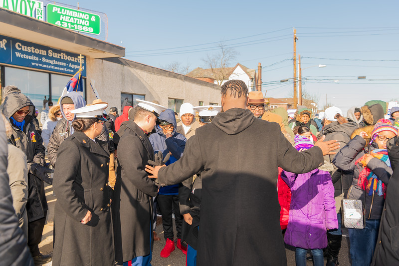 MLK Commemorative March and Program 2020