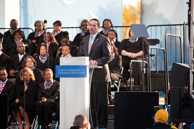 DC Mayor Vincent Gray