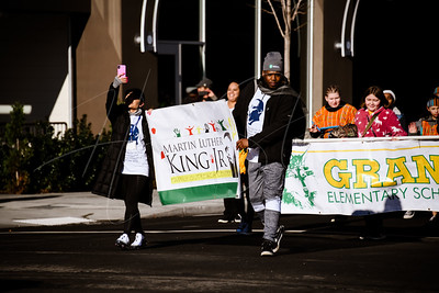 © Heather Stokes Photography - MLK March - January 21, 2018 - 27