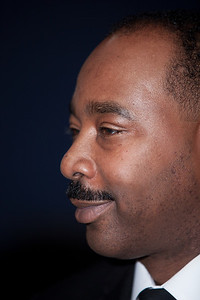 Gregg Riley as Dr. Martin Luther King Jr.