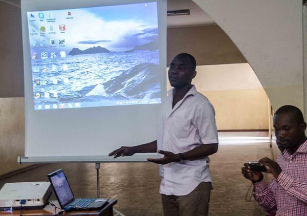 MMGCC Lectors Presentation to CAS