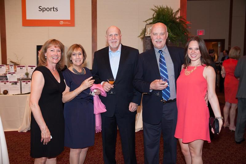 IMG_8522 Susan C  Taylor, Sharon and David Saias with Rick and Kiley Taylor