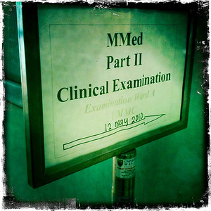 Part II Clincials - Exam Ward