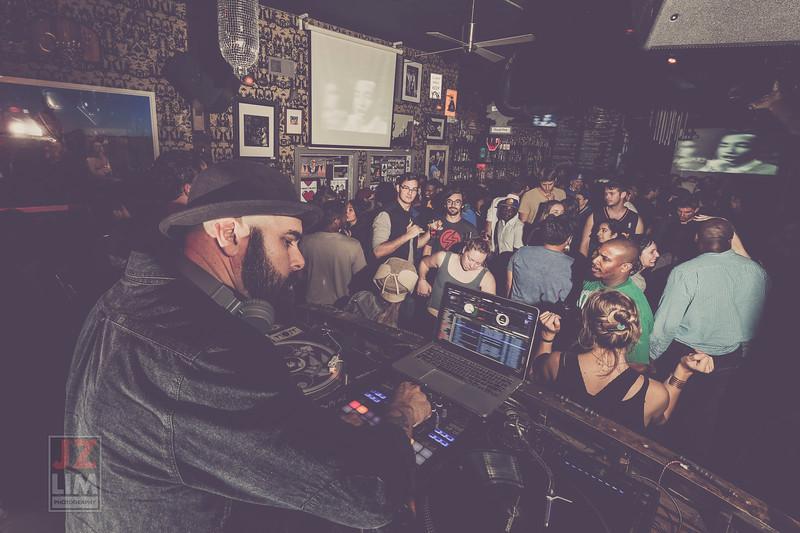 MOM DJ's @Madrone Art Bar SF