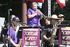 MONTCLAIR WOMENS BAND PLAYS BELVEDERE 7/14/2013 :