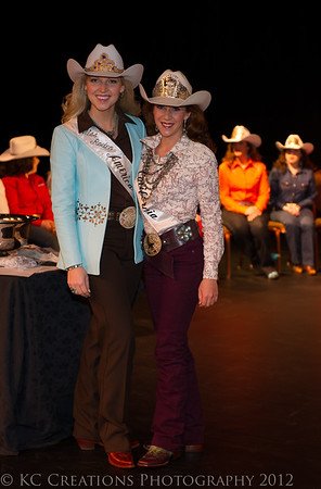 Miss Rodeo California 2012